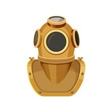 Diving Helmet Rigid Head Enclo...