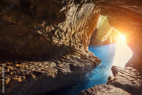 Rosh HaNikra grottoes, Israel