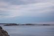 Sea horizons lighthouse