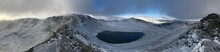 Panoramic Of Helvellyn With St...