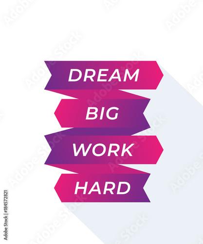cytat-motywacyjny-inspirujacy-tekst-wielkie-marzenie-ciezko-pracuj