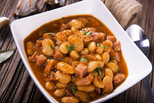 Baked Beans In Sauce