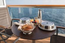 Breakfast On A Cruise Ship Bal...