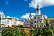 Arad Town Hall, Romania