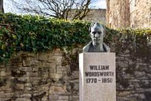 William Wordsworth 1770-1850 Head Sculpture