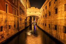 Ponte Dei Sospiri - Bridge Of...