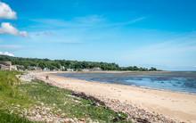 Coast Of Golspie, Sutherland, ...
