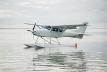 Seaplane. Mauritius