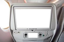 Aircraft Monitor In Passenger ...