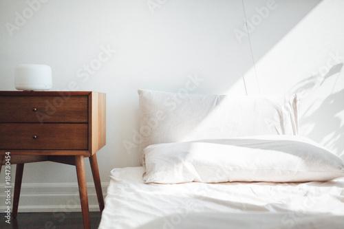 Fototapeta Cozy Bedroom obraz na płótnie
