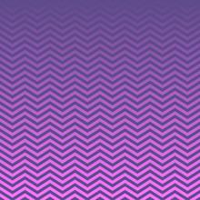Purple To Magenta Ombre Chevro...