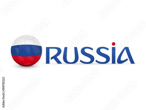 Obraz Russia - Soccer - fototapety do salonu