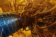 Gas Turbine Engine Of Feed Gas...