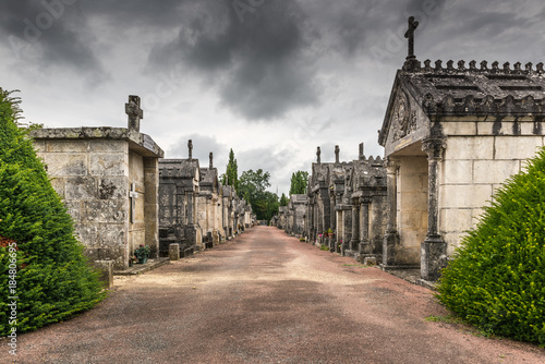 Photo French Cemetery
