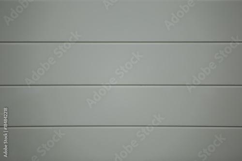 Gray vinyl wooden siding panel background texture Fototapeta