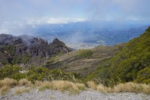 A View From The Top Of Volcan ...