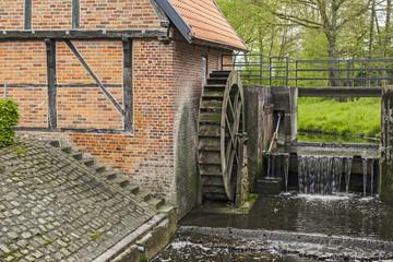 Povijesni vodeni mlin iz 1653. godine