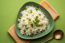 Basmati Rice Pilaf Or Pulav Wi...