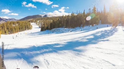 Fényképezés  Alpine skiing