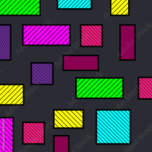 colorful-abstract-geometric-background-colorful-squares-with-lines-abstract-illustration