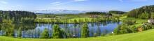 Der Herrlich Gelegene Schleinsee Nahe Kressbronn Am Bodensee