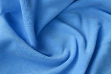 The Blanket Of Furry Blue Flee...