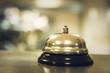 Restaurant or hotel bell