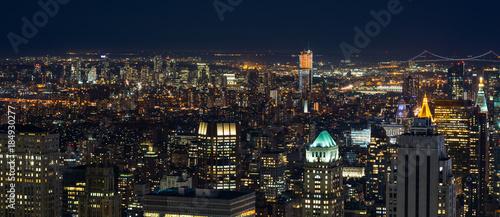 Papiers peints New York City New York by night