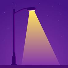 Streetlight Lamp Post