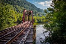 West Virginia Rail Road Bridge