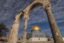 Israel - East Jerusalem - Dome...