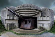 Longues Sur Mer Battery, Norma...