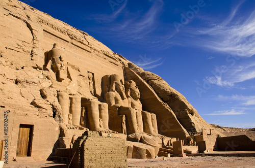 Photo  Abu Simbel