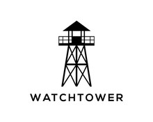 Simple Watchtower On The Beach...