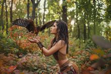 Aggressive-sexual Wild Girl, W...