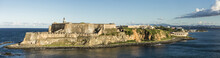 Wide Panorama Of The El Morro ...