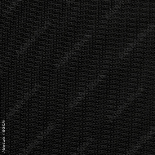 Synthetic fabric texture. Background of black textile Fototapete