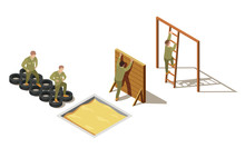 Military Recruit Training Isom...