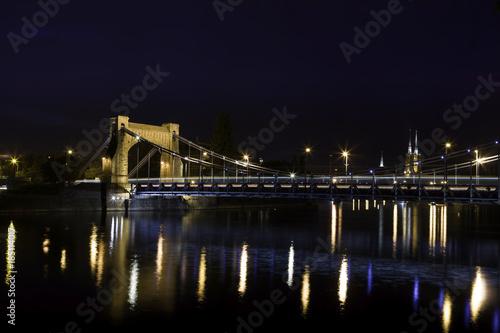 Poster Bridges Wrocław - Most Grunwaldzki