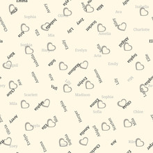 Seamless Background Pattern Wi...