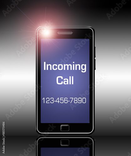 High Quality ... Impaired Cell Phone Users Benefit From The Accessibility Features On  Phones That Signal An Incoming Call With A Flashing Light Rather Than A  Ringtone. Images