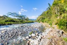 Boquete River Panama