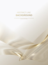 Abstract Background Of Luxury ...