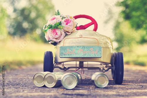 Fotografia  W podróży poślubnej