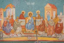 Jesus Lost In Temple