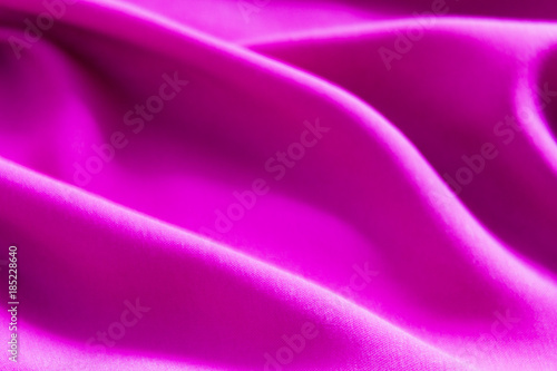 lilac purple abstract background from a fabric with selective focus