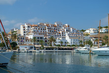 Moraira Harbour And Yacht Club...