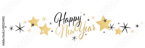 Obraz Happy New year - fototapety do salonu