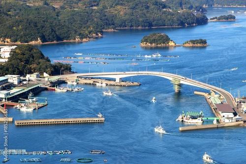 Photo 長島町 薄井漁港の風景