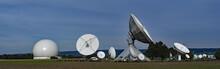 Satellite Dishes Near Munich, ...